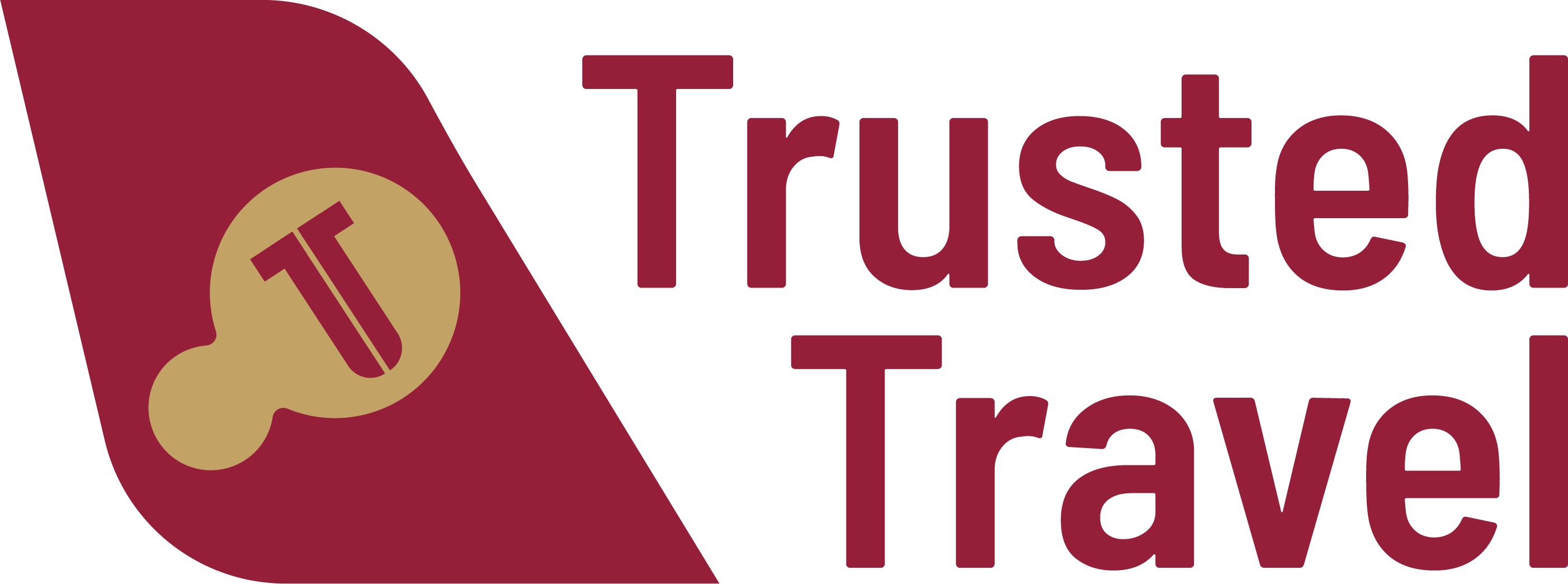 trusted travel logo - generic